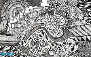 Cool Abstract Drawing Ideas
