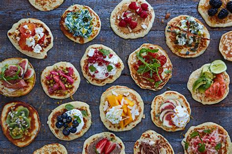 Kitchen Diner Ideas - 17 healthy ways to pimp your pancakes oliver features