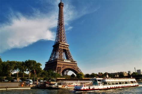 Eiffel Tower From Seine  Flickr  Photo Sharing
