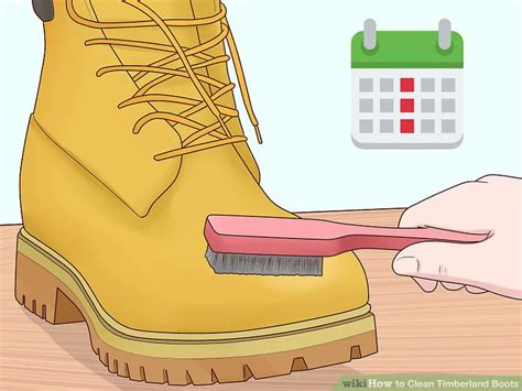 colored timbs how to clean timberland boots with pictures wikihow