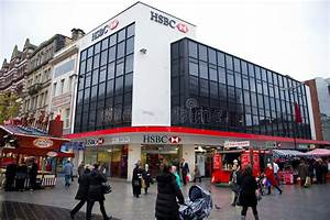 HSBC Bank Branch In Liverpool Editorial Stock Image ...