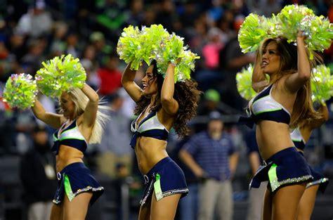nfl cheerleaders preseason week  sicom