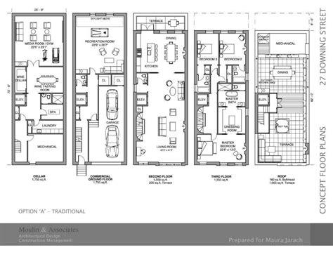 historic brownstone floor plans brownstone