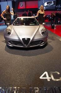 Alfa Romeo Lille : 2013 gen ve motorshow alfa romeo 4c ~ Gottalentnigeria.com Avis de Voitures