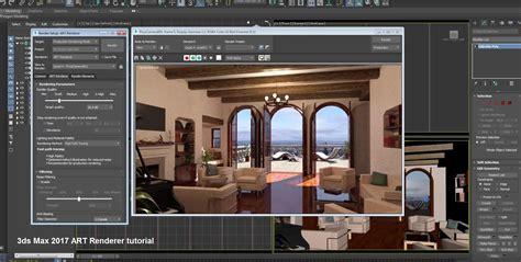 ds max  art renderer tutorial cg tutorial