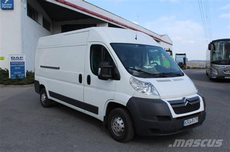 Citroen Jumper by Used Citro 235 N 2013 Jumper 3 Osobowy 2 2hdi Panel Vans Year