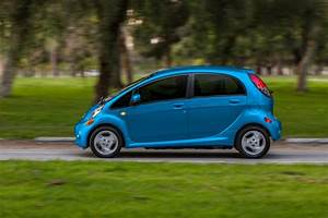 2014 Mitsubishi I-miev Pictures  Photos Gallery