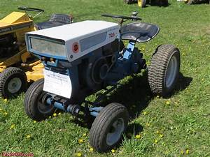 Diagram For Sears Lawn Tractor