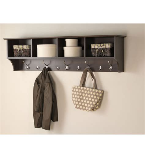 entryway hook shelf wall shelf with coat hooks entryway