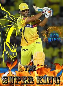 Awesome MS Dhoni IPL Wallpaperlatest tech tips latest
