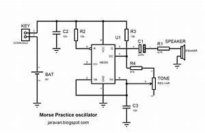 Jaravan U0026 39 S Blog  Small Morse Practice Oscillator