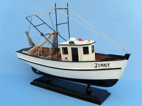 Boat Model Kits Canada by Buy Wooden Forrest Gump Jenny Model Shrimp Boat 16 Inch