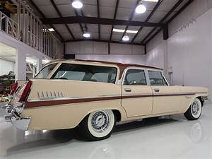 1957 Chrysler New Yorker Town  U0026 Country Wagon For Sale