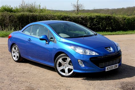 Peugeot 308 Cc 2009 2018 Features Equipment And