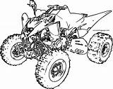 Coloring Pages Atv Wheeler Raptor Drawing Four Quad Rzr Yamaha Printable Getcolorings Sport Cool Print Drawings Ford Rap Getdrawings Paintingvalley sketch template