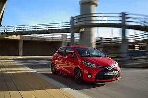 Essai Toyota Yaris Hybride 2018 : essai toyota yaris 100h hybride 2014 une mise jour salutaire photo 23 l 39 argus ~ Medecine-chirurgie-esthetiques.com Avis de Voitures