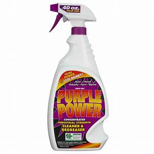 Shop Purple Power 40-oz Degreaser at Lowes com