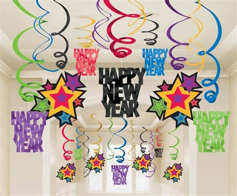 Decorating Ideas New Years by New Year Decorations Ideas For Your Home