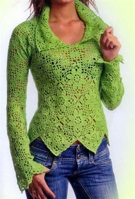 how to crochet a sweater collared crochet sweater pattern crochet kingdom