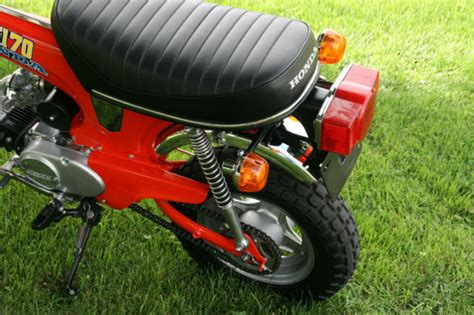 1976 Honda Ct70 Original Museum Show Mini Trail Bike