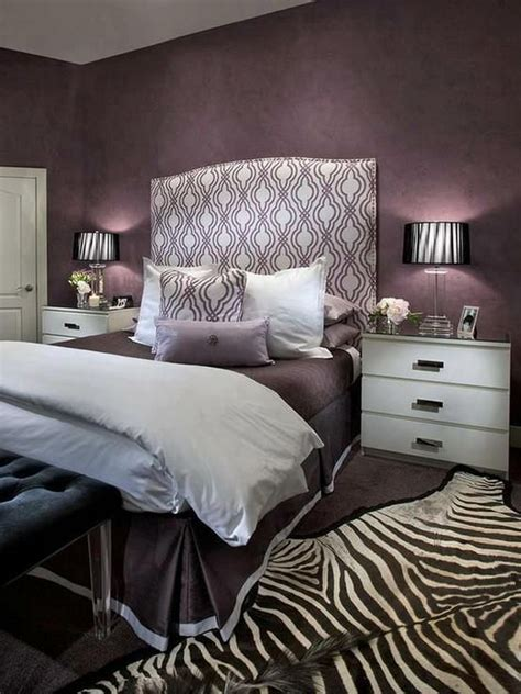 purple and brown bedroom ideas 80 inspirational purple bedroom designs amp ideas hative 19527 | 61 purple bedroom ideas