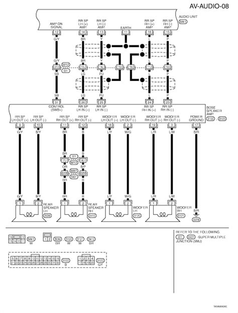 Infiniti Wiring Diagram Images