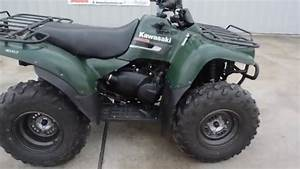 2007 Kawasaki Prairie 360 4x4 Green