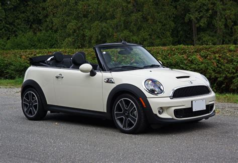 Review Mini Cooper Convertible by 2014 Mini Cooper S Convertible Road Test Review