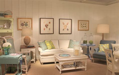 95+ Beach Cottage Style Living Room Furniture - Beach