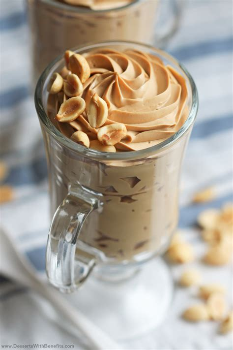 Healthy Peanut Butter Mousse Recipe Sugar Free Low Carb
