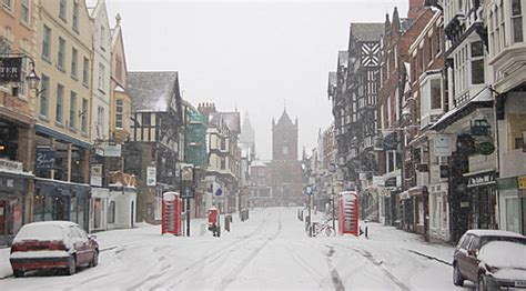 chester  whats   chester january  january