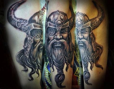 31 Viking Tattoos To Inspire The Norse In You