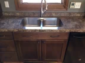 Undermount Sink Laminate Countertop