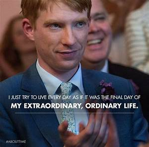 Live everyday as if it were your last. #Quotes #AboutTime ...