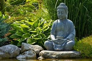 Buddha Statue Im Garten : japanischer garten ~ Bigdaddyawards.com Haus und Dekorationen