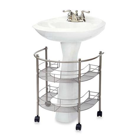 best 25 pedestal sink storage ideas on