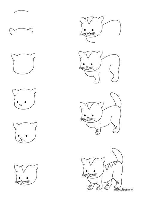 learn   draw  kitten  simple step