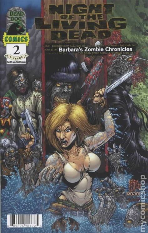 night   living dead barbaras zombie chronicles