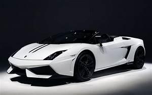 Lamborghini Gallardo White Convertible Lamborghini Macbook Wallpaper JohnyWheels