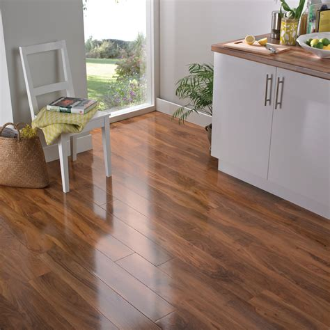 colours dolce walnut effect laminate flooring  rooms diy  bq project home sweet