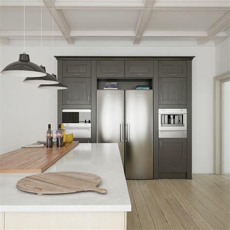 cuisine grise plan de travail blanc cuisine grise plan de travail blanc maison design