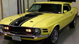 1970 Mustang Mach-1 • MyRod.com