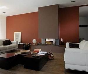 Couleur De Peinture Pour Salon : peinture salon 25 couleurs tendance pour repeindre le ~ Melissatoandfro.com Idées de Décoration
