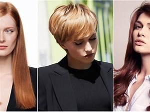Coloration Cheveux Court : les tendances coloration de l automne hiver 2018 2019 femme actuelle le mag ~ Melissatoandfro.com Idées de Décoration