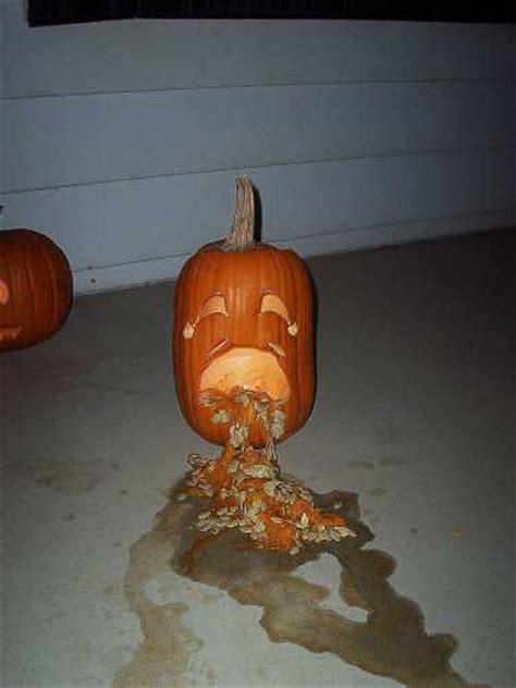 Puking Pumpkins 2 (25 pics) – 1Funny.com
