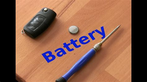Car Key Battery Replacement Ford S-max