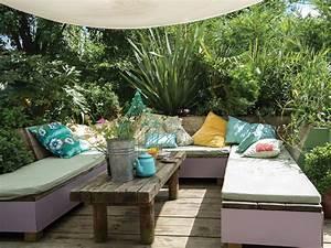 kleiner garten grosse wirkung bauende With garten planen mit mini lounge balkon
