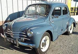 4cv Renault 1949 A Vendre : 1955 renault 4cv information and photos momentcar ~ Medecine-chirurgie-esthetiques.com Avis de Voitures