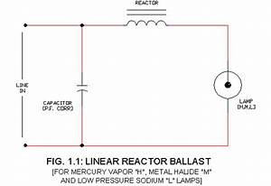Hid Ballast Schematics - Reactor Type
