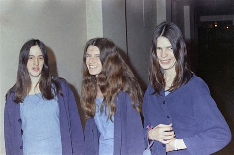 fifty years    fascinated   manson